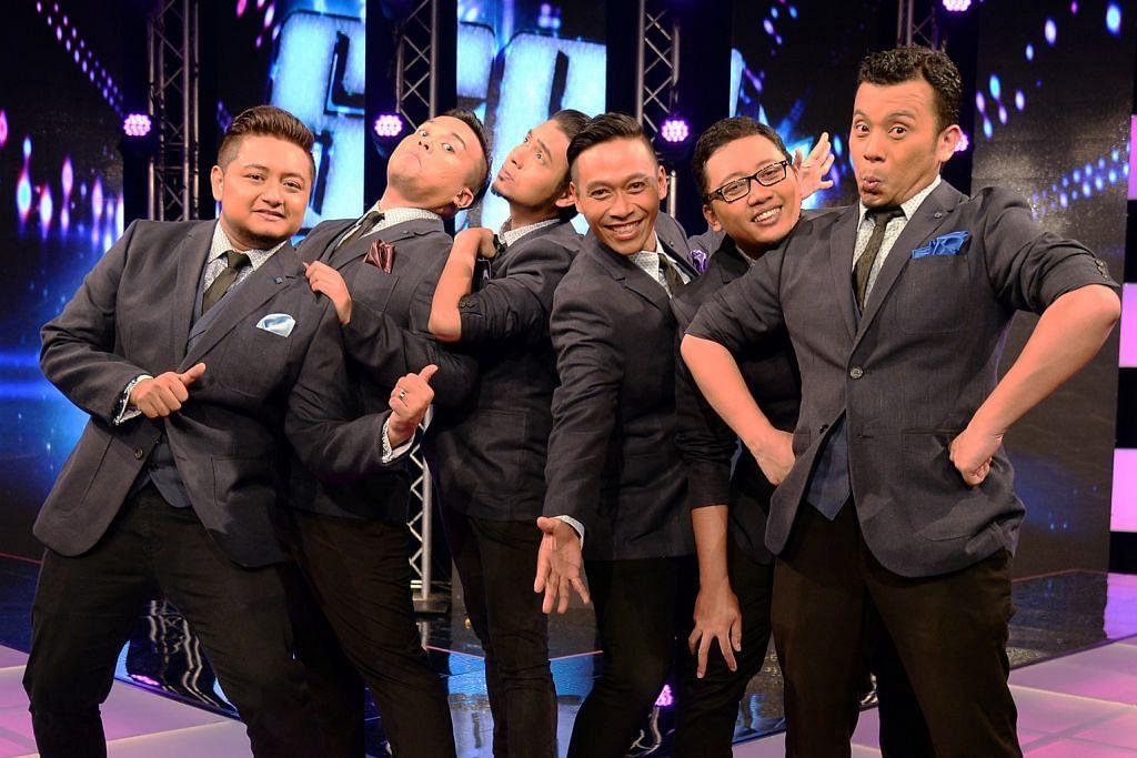 Finalis SG Mania 'bergelut' dengan emosi