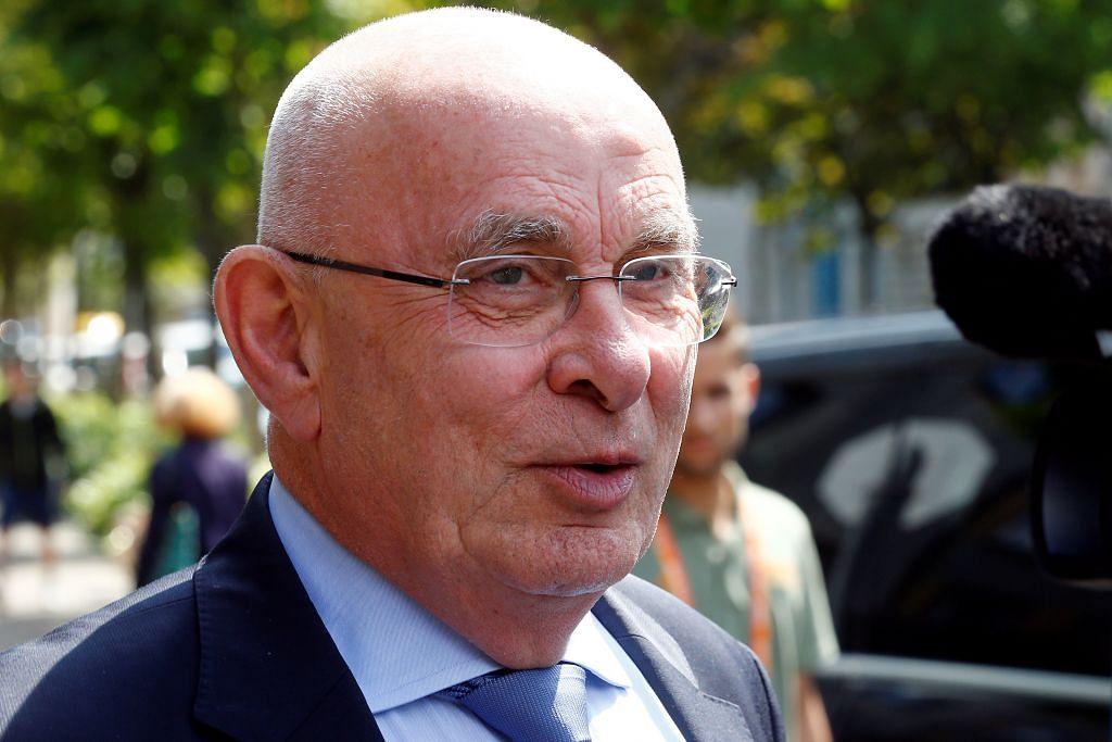Uefa bakal pilih presiden baru PERKEMBANGAN DI UEFA