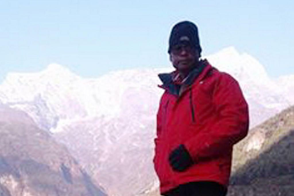 'Blade Runner' sudah tiba di Nepal untuk sertai Maraton Everest