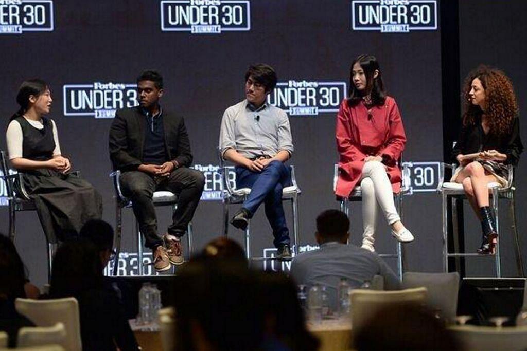 Forbes lancar sidang usahawan bawah 30 tahun