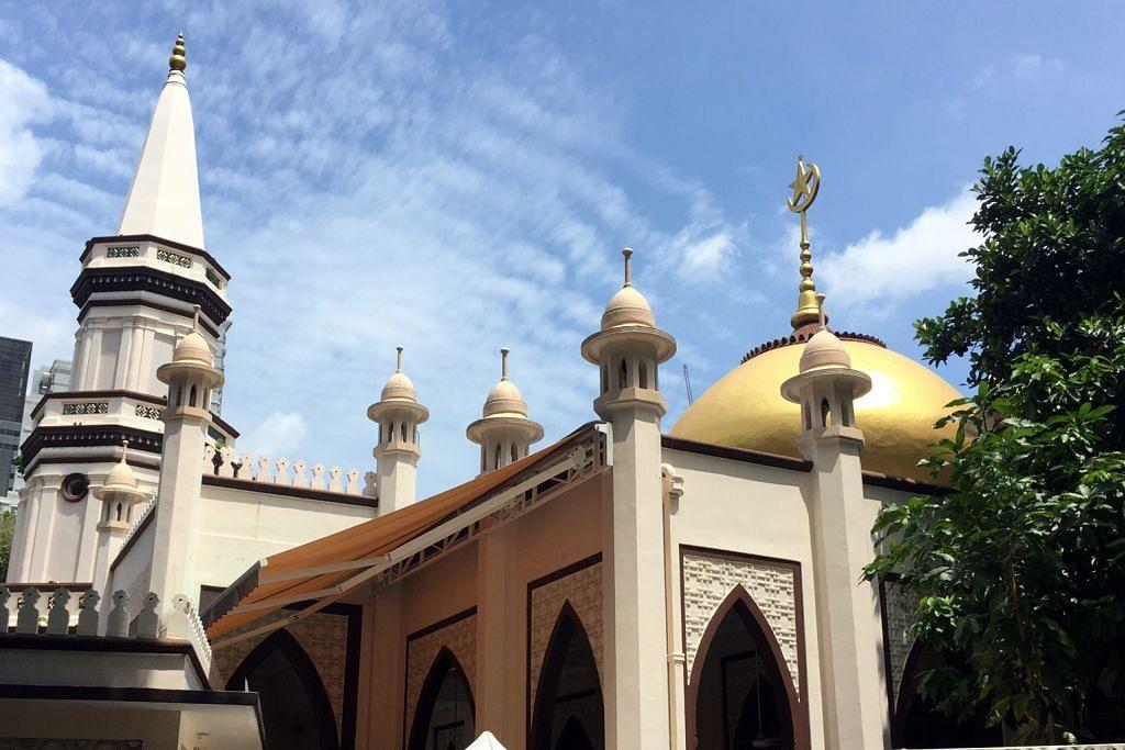 Masjid Hajjah Fatimah terima dana pemulihan dari NHB