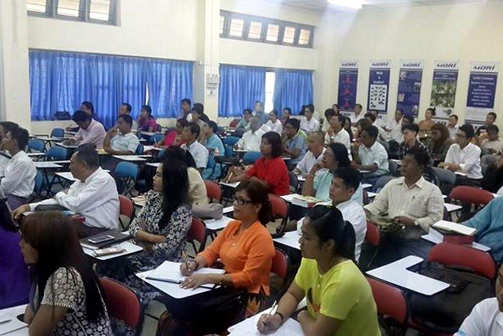 Peluang masuk pasaran Myanmar kini terbuka luas