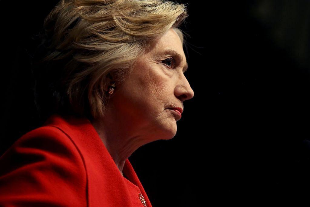 Clinton: Saya calon presiden Demokrat