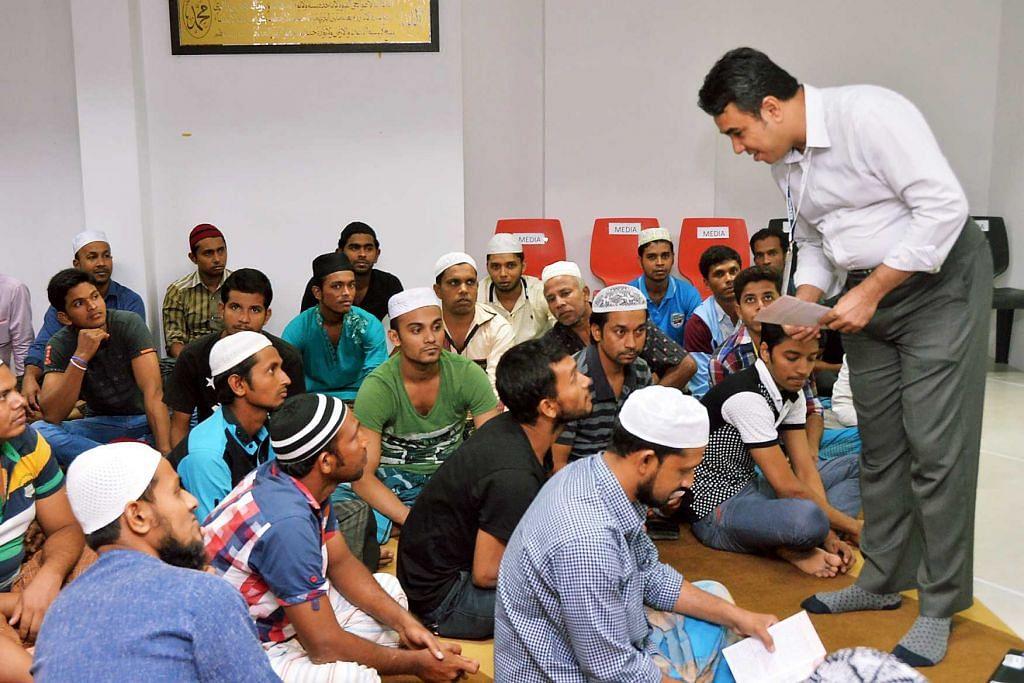 MES Group lancar inisiatif bimbing pekerja Bangladesh jauhi fahaman ekstrem