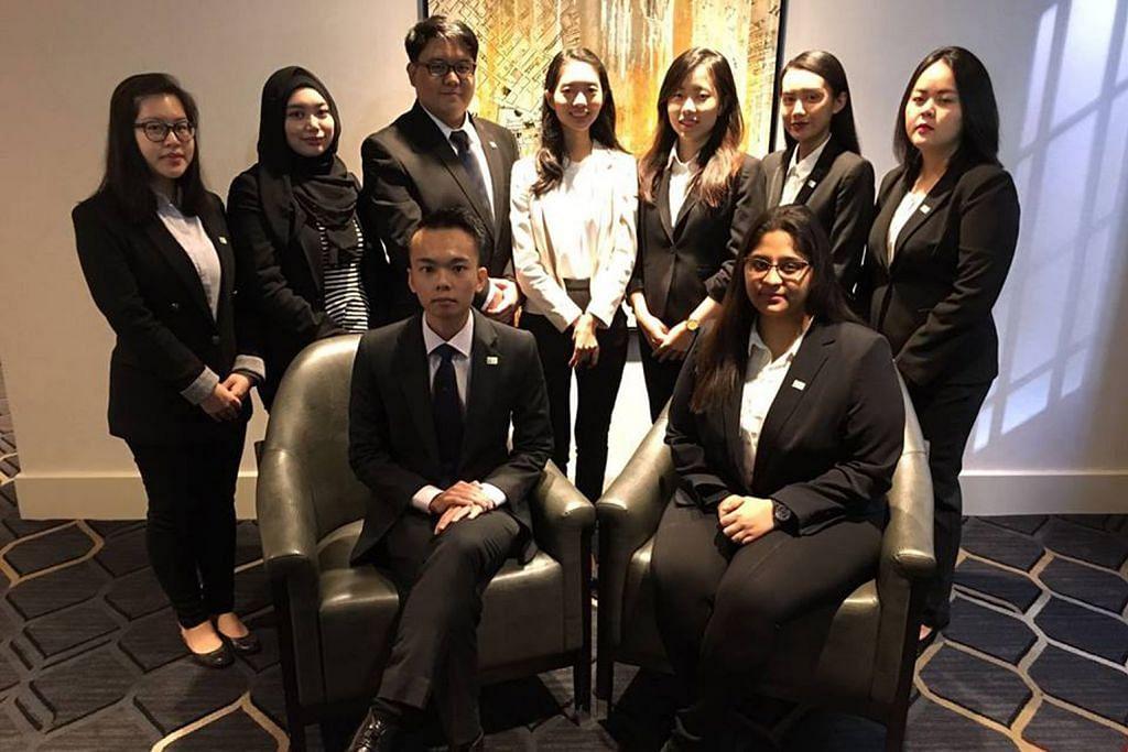 9 dari SIM jadi 'diplomat' di sidang Harvard