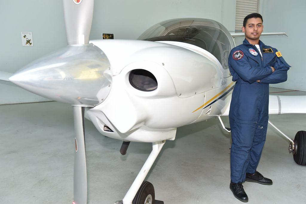 Bapa pendorong utama dalami bidang penerbangan