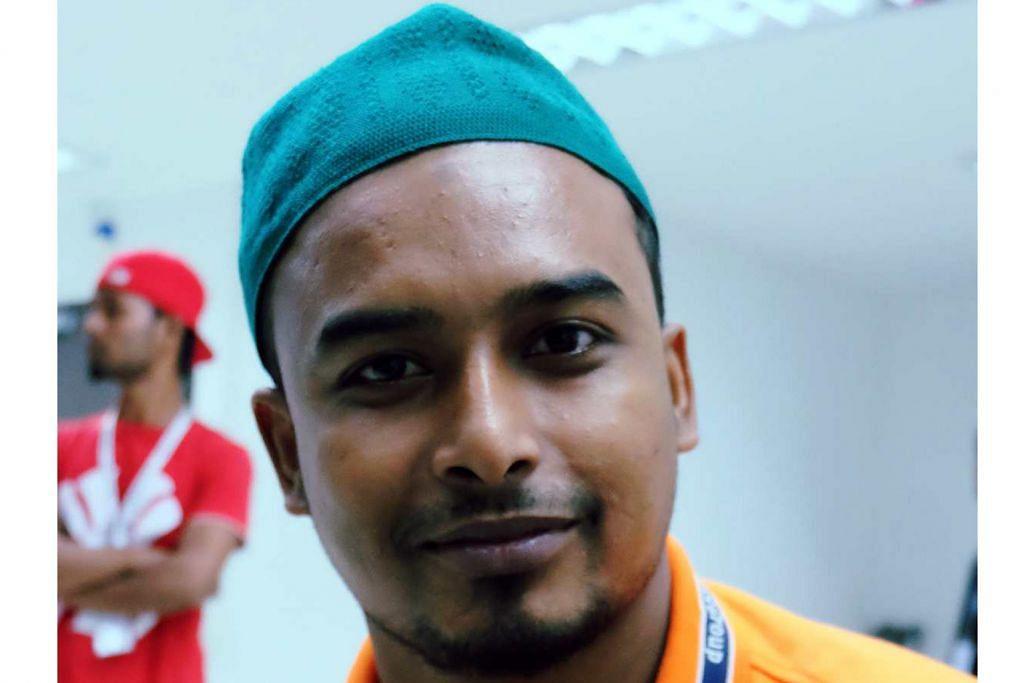 PROGRAM DEKATI PEKERJA BANGLADESH 'Ke Singapura hanya mahu cari wang untuk keluarga'