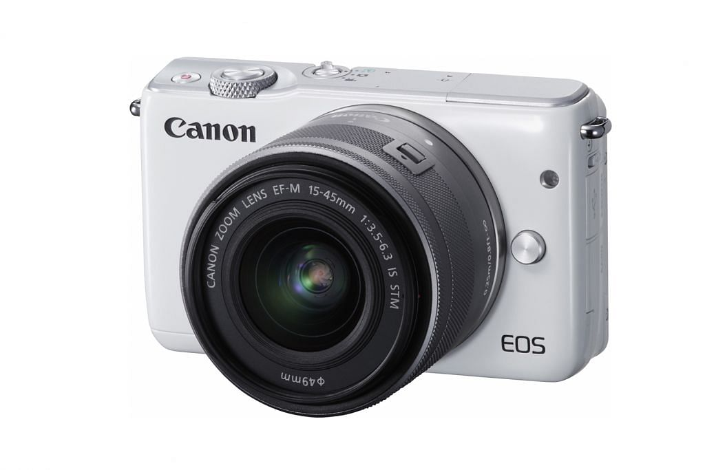 Canon EOS M10 kecil tapi padat dengan fungsi menarik