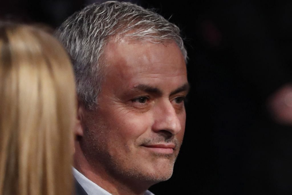LIGA PERDANA ENGLAND Mourinho kian hampir ke Old Trafford