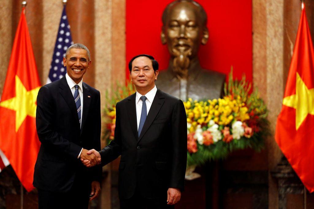 AS tarik balik larangan jual senjata kepada Vietnam