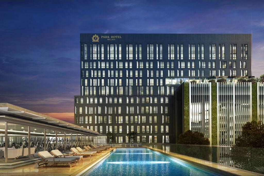 Park Hotel Group tembusi pasaran M'sia urus hotel di Melaka