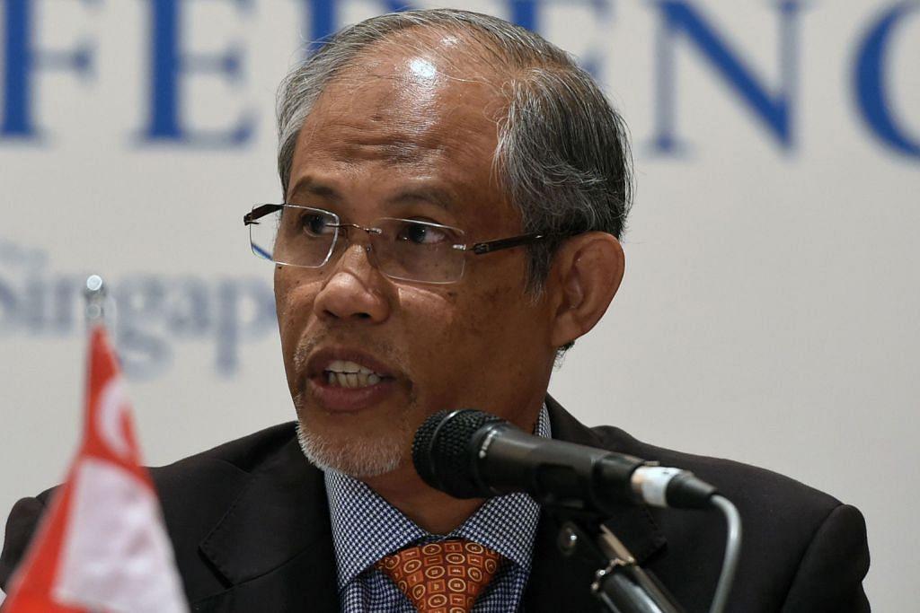 'Indonesia perlukan paradigma baru dalam urusan dengan S'pura'