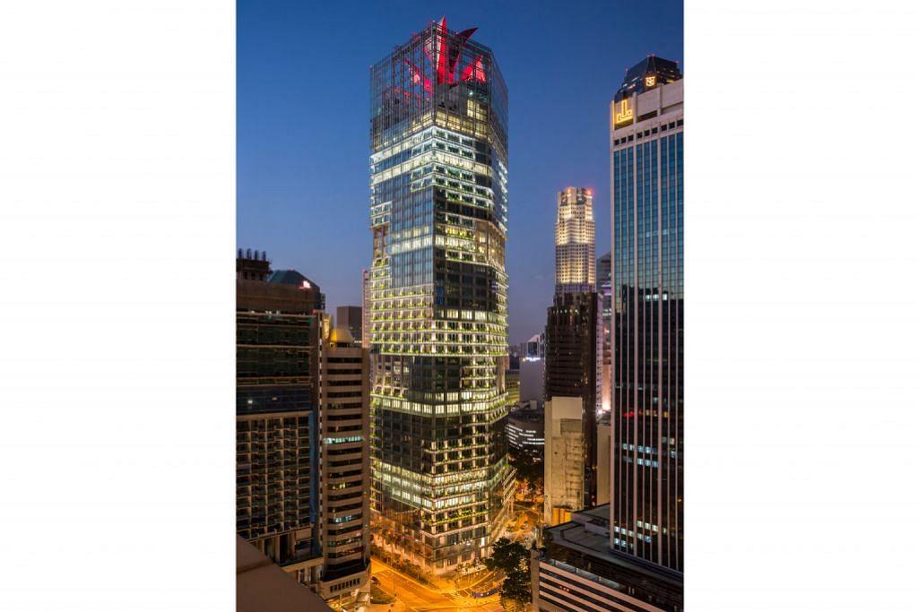 CapitaLand beli 60% saham bagi bangunan CapitaGreen