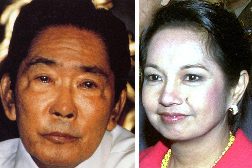 Duterte ampunkan Marcos, Arroyo
