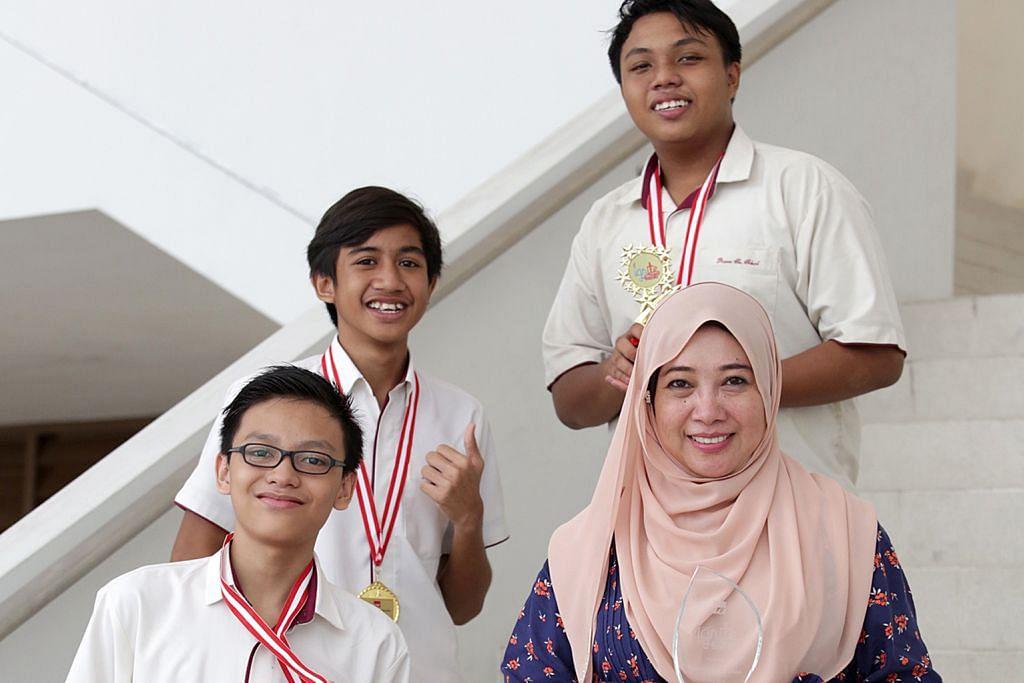 Cabaran galak pelajar aliran 'N' minat sains