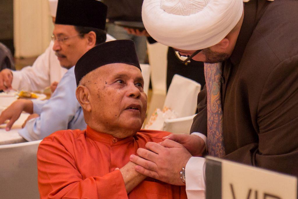 Mantan guru Madrasah Aljunied meninggal