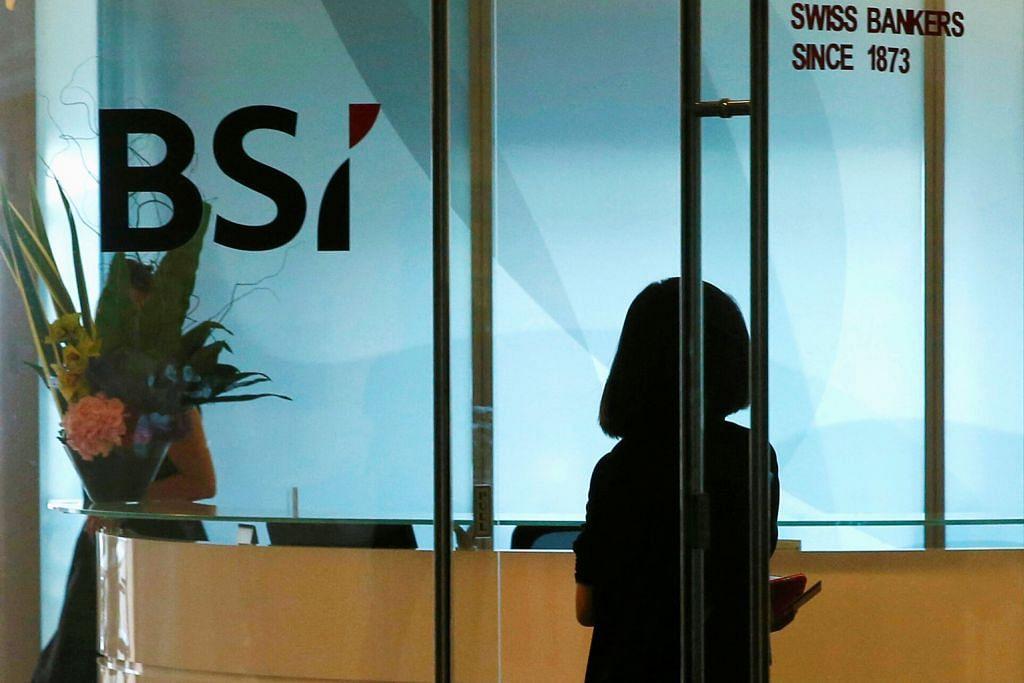 PENUTUPAN BSI BANK DI SINGAPURA S'pura serius isu salah guna sistem kewangan