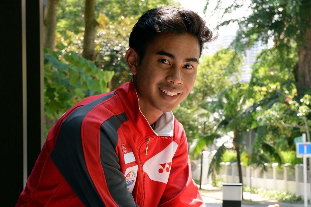 PIALA NATIONS Adam Swandi ketuai pasukan negara dalam kejohanan empat penjuru