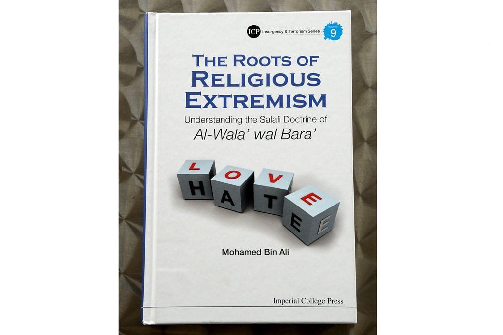 Buku perjelas konsep 'kasih sayang dan benci' dalam Islam