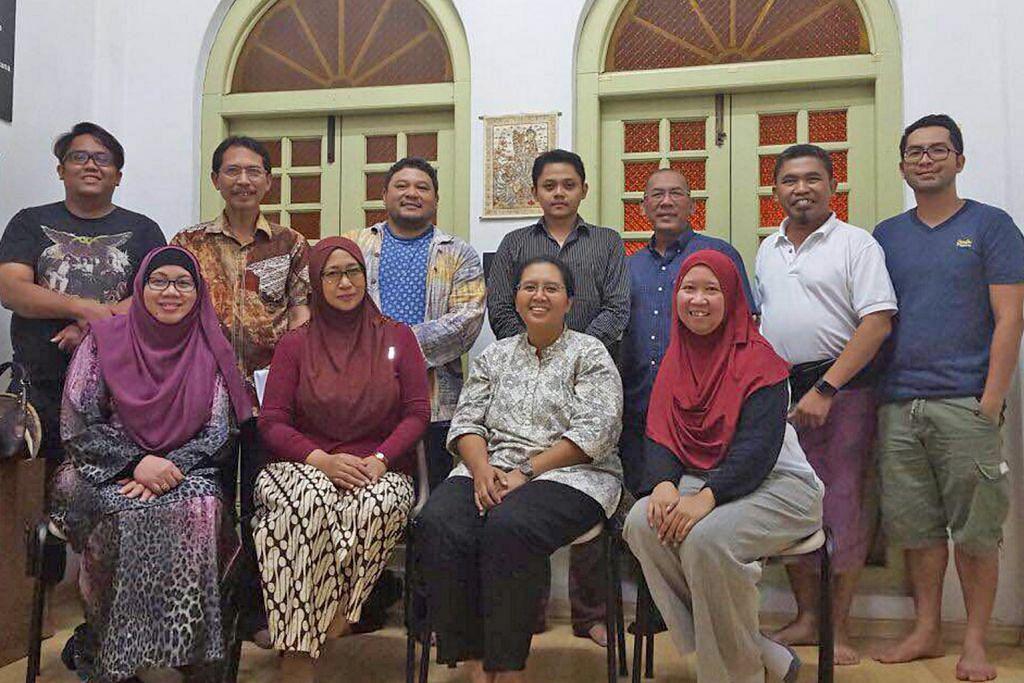 Menyerlahkan warisan Jawa
