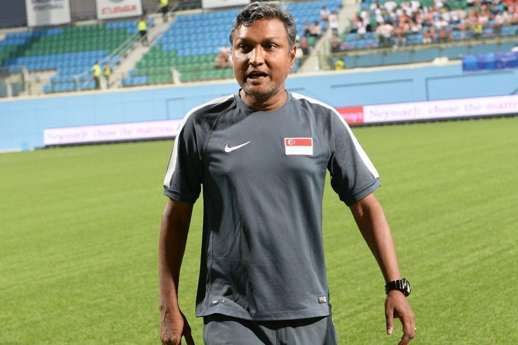 Sundram terajui Singa harungi Piala AFF Suzuki