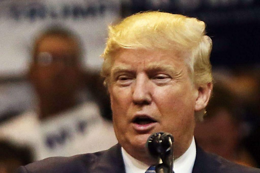 Trump raih sokongan minimum, dakwa berhak jadi calon