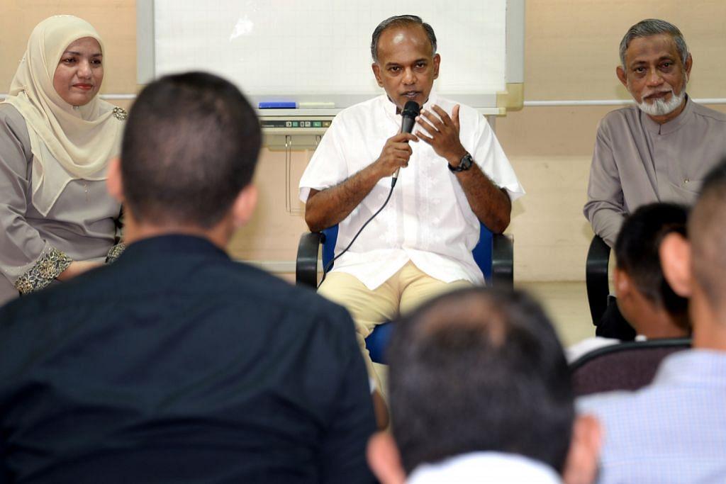 Shanmugam: Semua mampu capai aspirasi