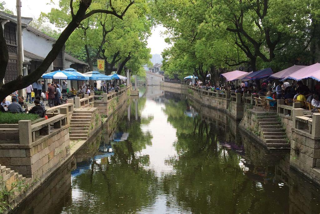 Wuxi, kota purba tenang, santai dan mesra alam
