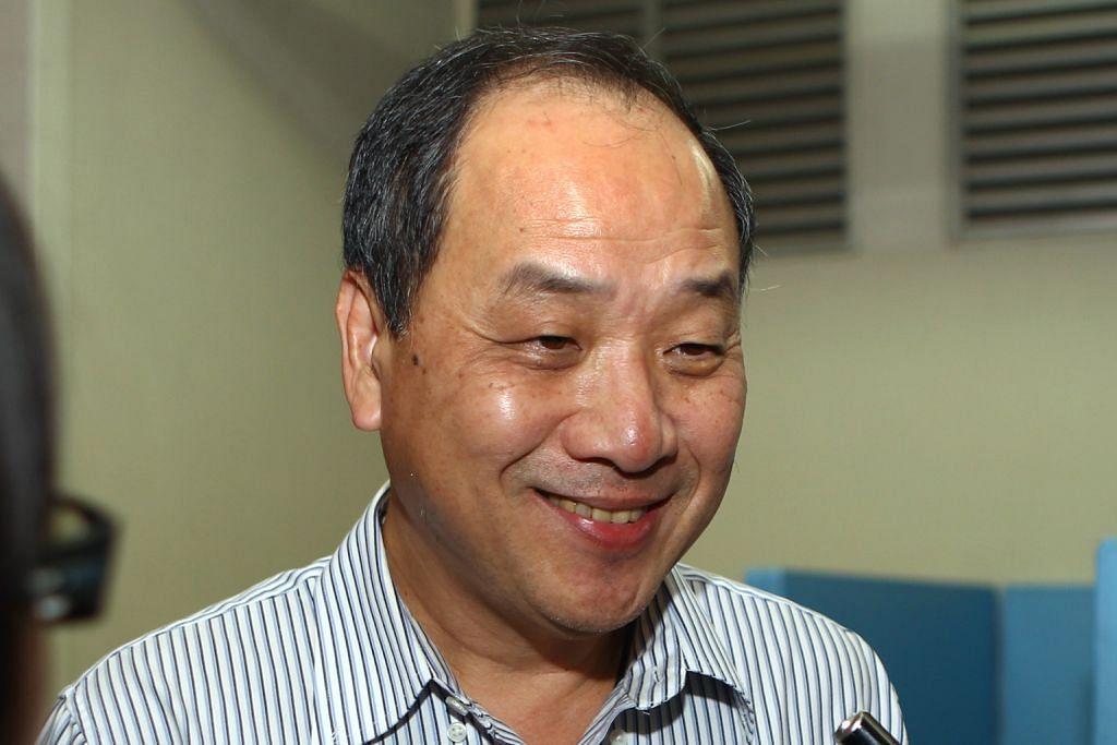 Low Thia Kiang kekal setiausaha agung WP