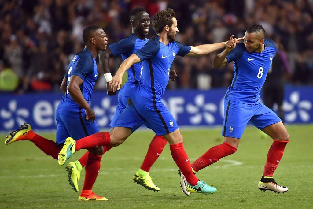 Gol cemerlang Payet suntikan semangat bagi Perancis