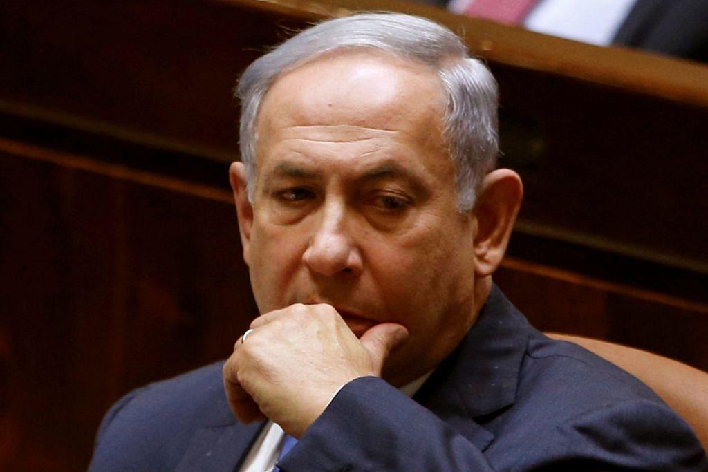 Netanyahu beri gambaran hidupkan semula inisiatif aman Timur Tengah