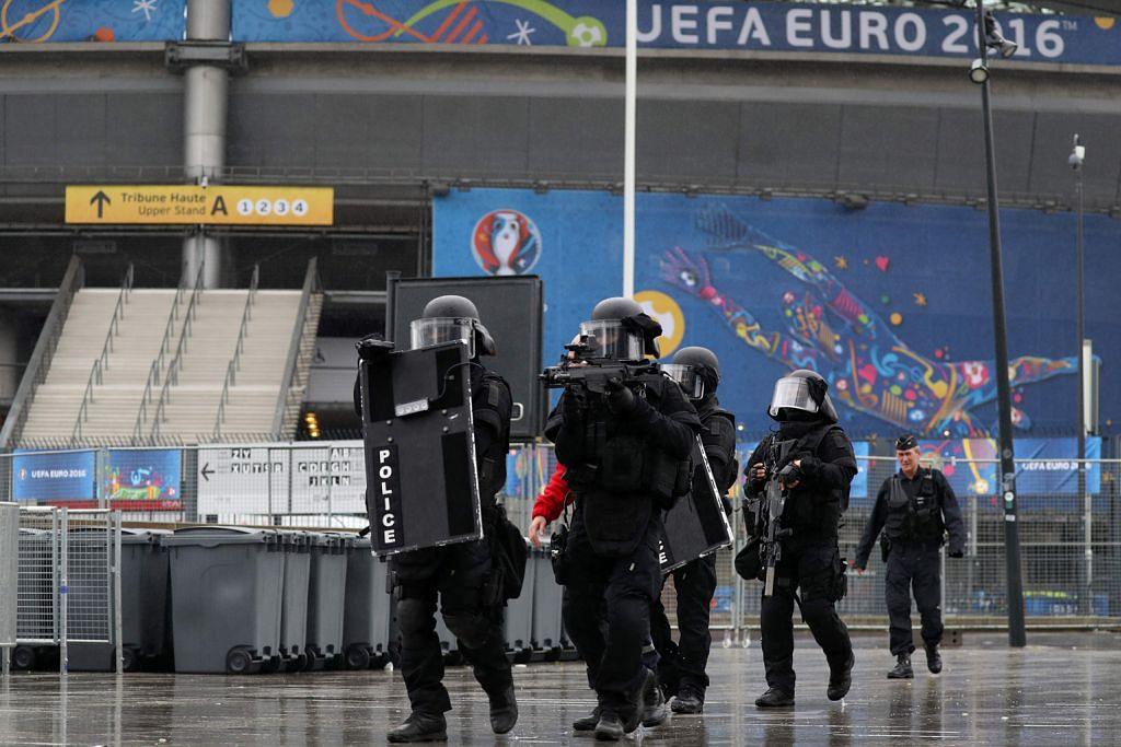 AS beri amaran Euro 2016 mungkin hadapi ancaman keganasan
