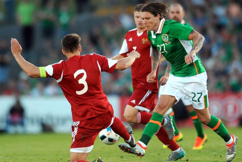 Ireland terus dihantui masalah kecederaan pemain