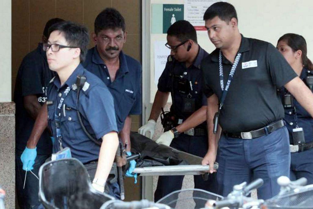 Bayi dijumpai mati di tandas stesen MRT Tampines