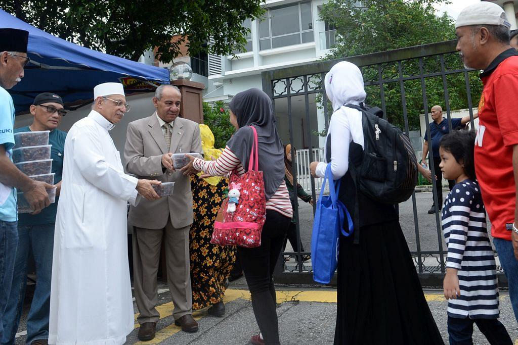 Sambut Ramadan dengan hubungan manis