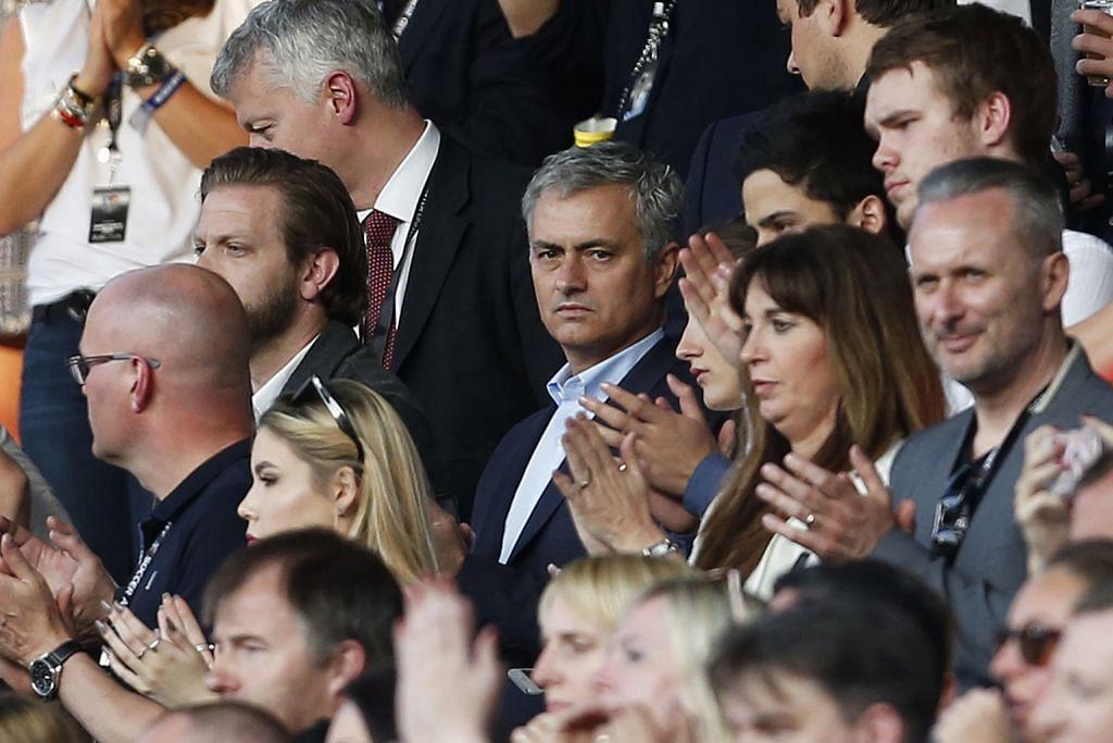 Mourinho disambut riang di Old Trafford