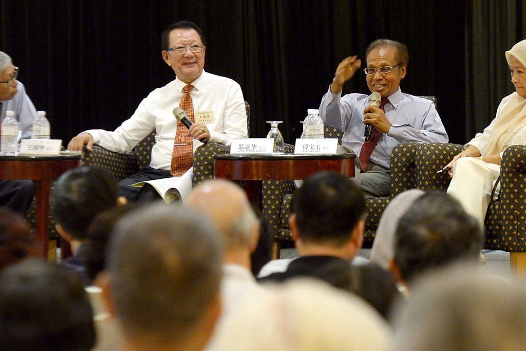 Cendekiawan Mandarin Jaffar Kassim jelaskan nilai Islam di forum Confucius