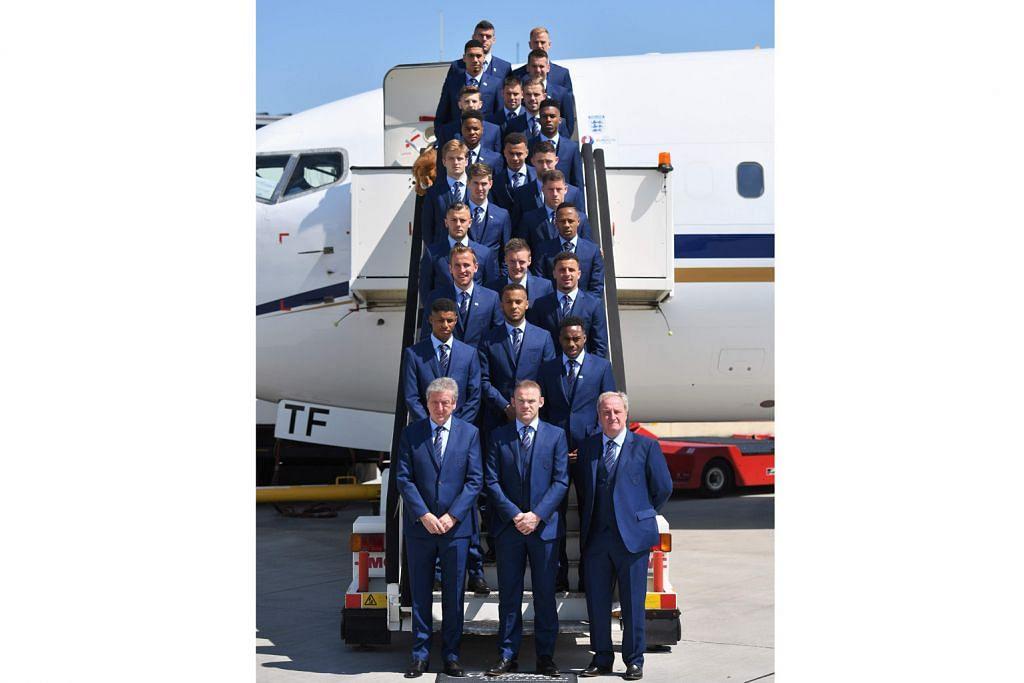 EURO 2016 Geoff Hurst sifatkan skuad England paling 'mengghairahkan' sejak 1966