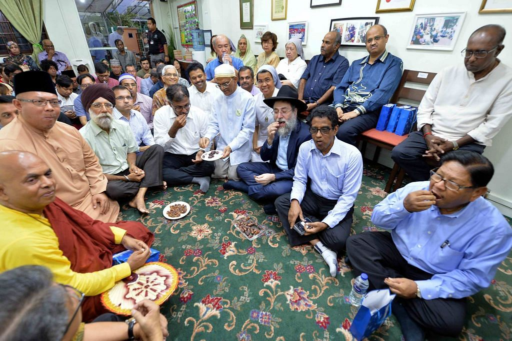 Wakil pelbagai kaum, agama hadiri majlis