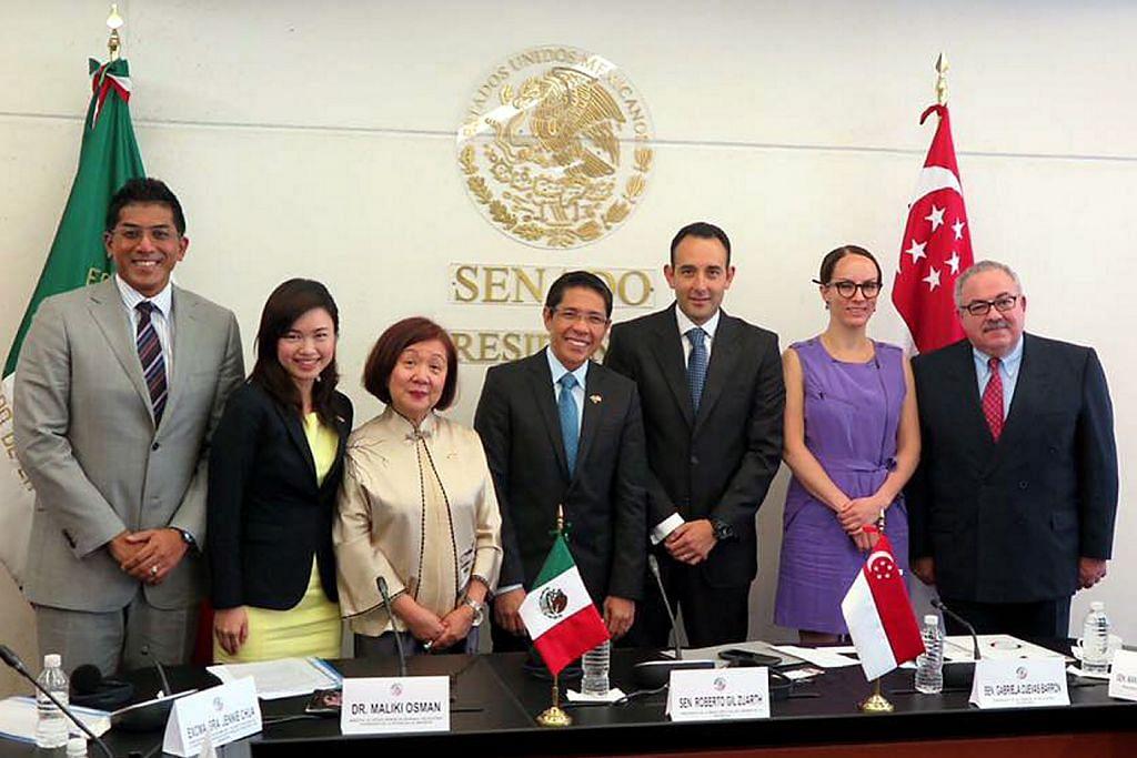 Maliki: TPP tawar ikatan dagangan lebih besar bagi S'pura dan Mexico di Asia Pasifik