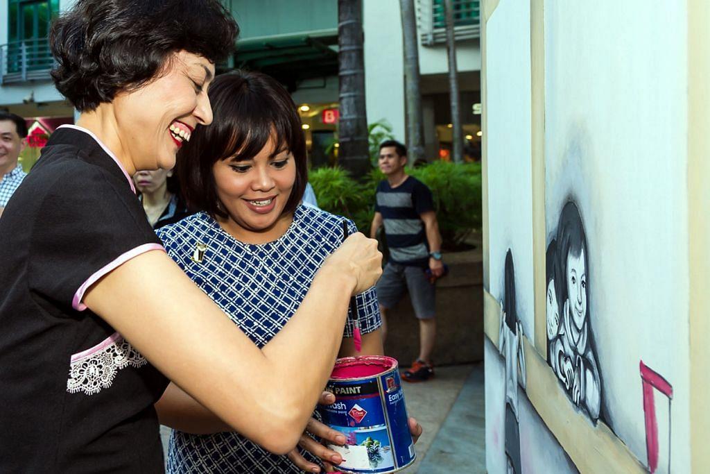 10 seniman Melayu warnai pameran grafiti dalam pesta tahunan