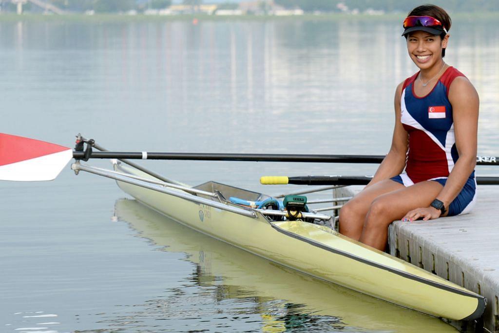 Aisyah pulang dari Australia; mula rasa tekanan akan sertai Olimpik