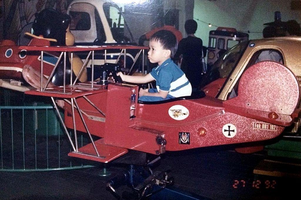 Minat 'terbang' sejak kecil kian tercapai