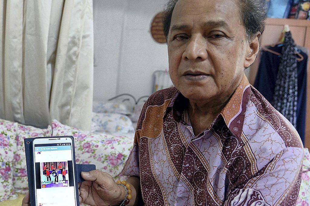 ISU MEDIA SOSIAL Jangan sangka orang 'tua' tak pandai FB, media sosial tau :)