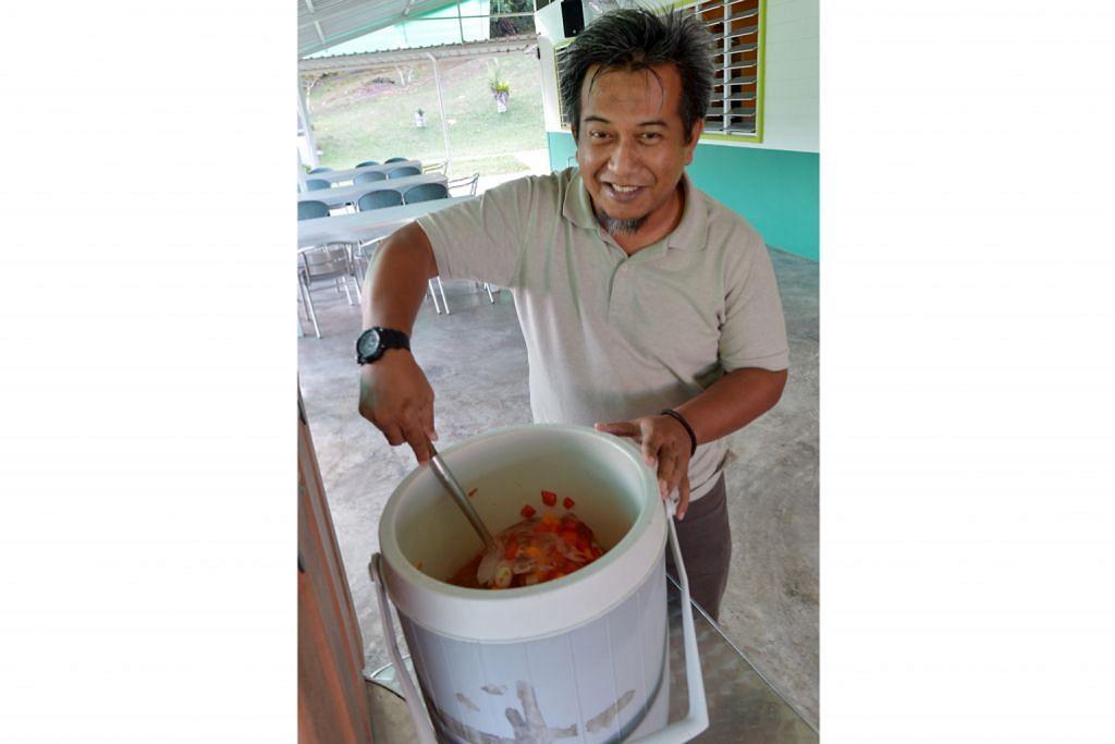 Pengalaman atasi kencing manis, pengerusi Omar Salmah bantu jemaah jadi lebih sihat