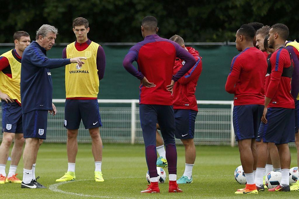 Hodgson tepis dakwaan England tidak bersemangat
