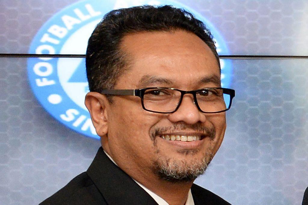 Zainudin Nordin bertanding sertai Majlis Fifa pada Sep
