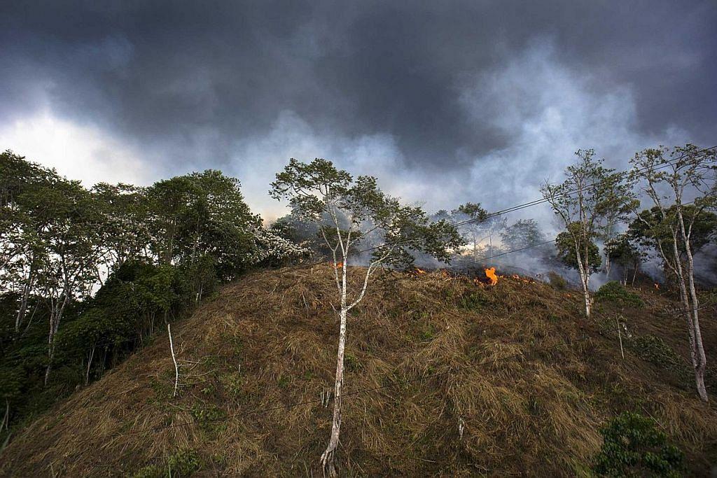 Indonesia tidak jangka jerebu berulang