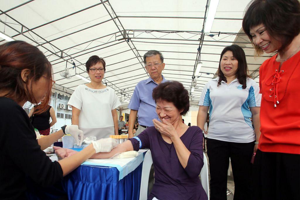 5,000 pekerja di estet perusahaan Tampines nikmati program tempat kerja sihat