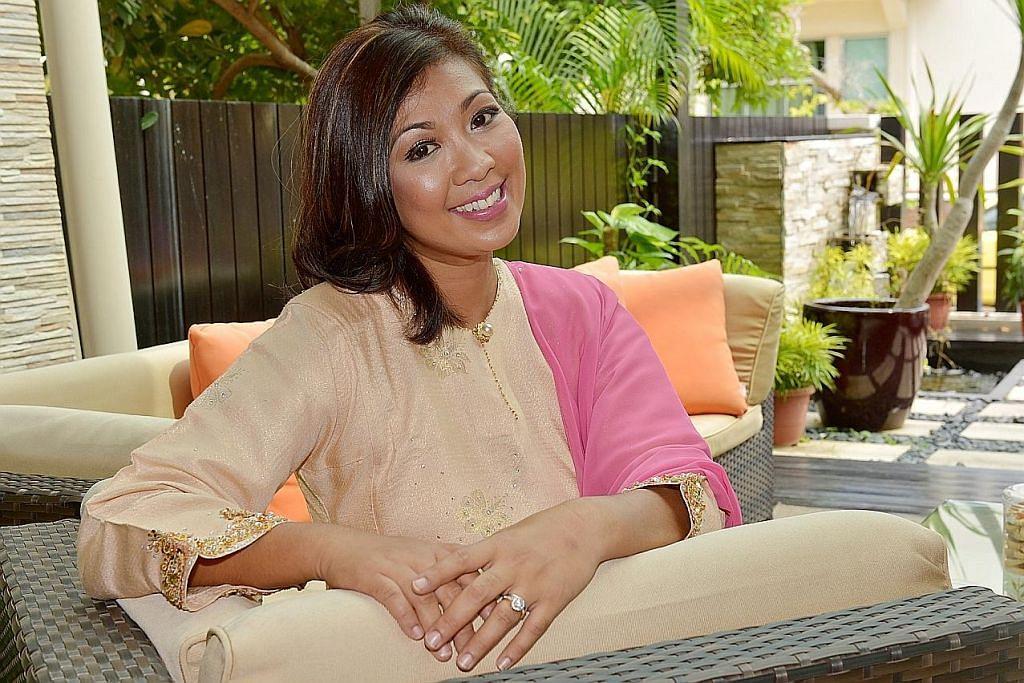 Siti Aishah sibuk di dormitori pekerja asing